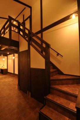 2階のカフェスペースからは眺望は最高です。