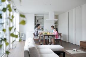 ニューハウス工業株式会社 | 木の家にこだわり、石川・富山を中心に北陸で累計実績12,000棟