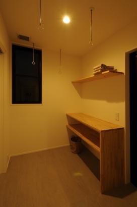 サンルーム兼家事室