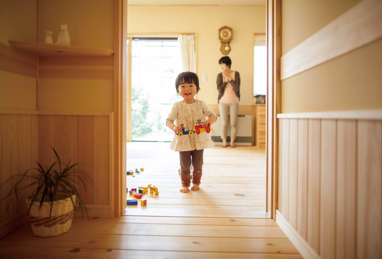 石川県加賀市 | 無垢材 健康住宅 省エネ住宅 | 有限会社 村田住宅