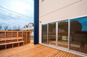 開放的なウッドデッキのある家 | 石川県 加賀市 新築施工事例