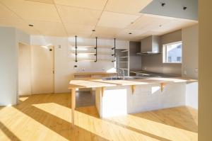 石川県金沢市 | 新築一戸建てデザイン住宅施工実例