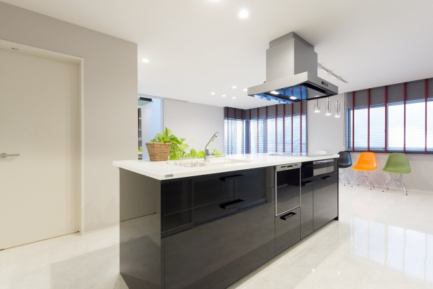 一家 キッチン