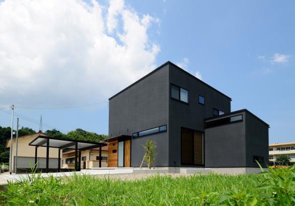 石川県 金沢市 注文住宅 新築一戸建て 外観