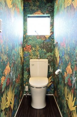 石川県金沢市 注文住宅 新築一戸建て トイレ