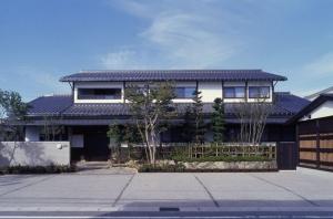 「風格ある佇まい」温もりあふれる富山の木の家