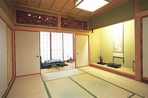 木の家和室_北岡工務店