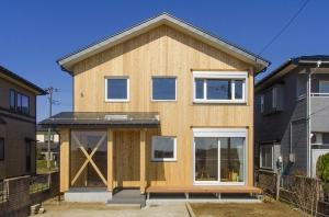 フルリノベーションモデルハウス 上新田の家